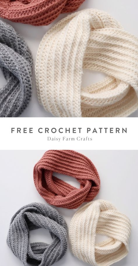 Mode Crochet, Knit Crochet, Crotchet, Crochet Granny, Crochet Winter, Crochet Things, Knit Cowl, Hand Crochet, Crochet Scarves