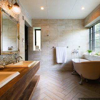 ホテルライクなバスルームで極上の癒し時間を Clasishome Arbo