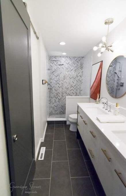 54 Ideas Bath Room Layout Rectangle Sinks For 2019 Bath Wood Tile Bathroom Master Bath Renovation Bathroom Layout