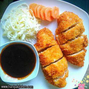Resep Chicken Katsu Crispy Dan Renyah Resep Masakan Resep Makanan Resep Ayam
