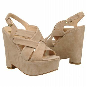 DV by Dolce Vita The Gillian Shoe in Nude Suede
