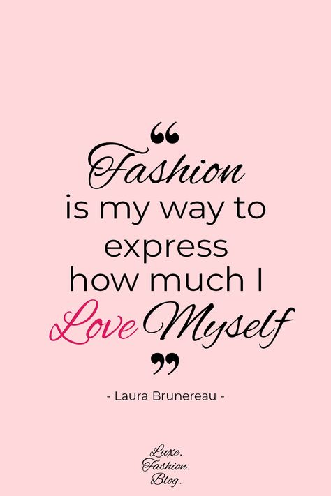Love for fashion can be considered self-love: if fashion makes you feel fabulous, buy it, wear it and enjoy it. Visit our blog! quotes shoes | shoes quotes | inspiring fashion quotes | fashion funny quotes | boss lady quotes queens | fashion quotes funny | fashion quotes style motivation | fashion quotes style | quotes love | true love quotes | quotes self love