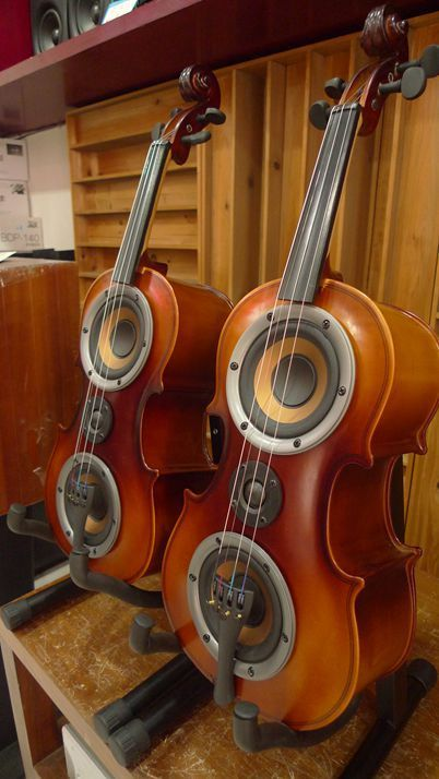 Violin Speaker Speaker Design Audio Design Speaker Projects