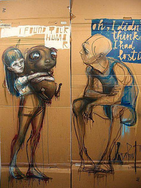 herakut#Herakut #street #street art #art