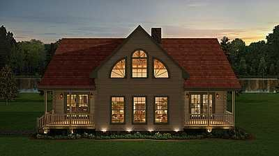 One Of The Most Beautiful Small Log Cabin Homes Passaic Model Details You Can Build It Or We Can Build It Log Cabin Floor Plans Log Home Plans Log Homes