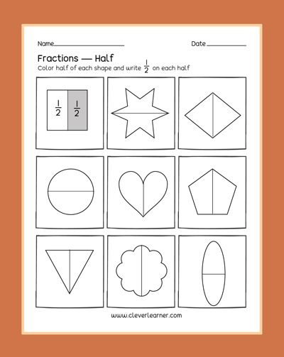 Pin On Fractions