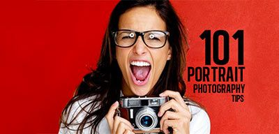 101 Portrait Photography Tips - Improve Photography
