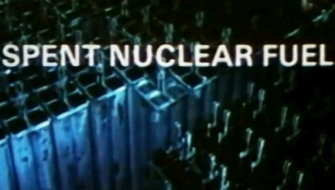 Spent Nuclear Fuel ~ 1980 US Dept of Energy, Sandia National Laboratories https://www.youtube.com/watch?v=IPUnB05PTGc #nuclear #atomic #radioactive