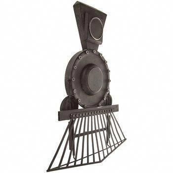 Rustic Black Train Engine Metal Wall Decor Hobby Lobby 1479229
