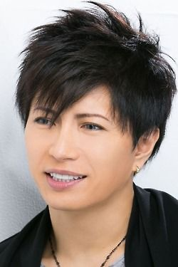 Gawd He Is Such A Beautiful Man Gackt Hair Styles Undercut Hairstyles
