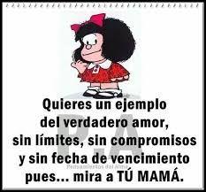 Resultado De Imagen De Feliz Día De La Madre Gracioso Mensajes De Mafalda Imagenes De Mafalda Frases Imagenes De Mafalda