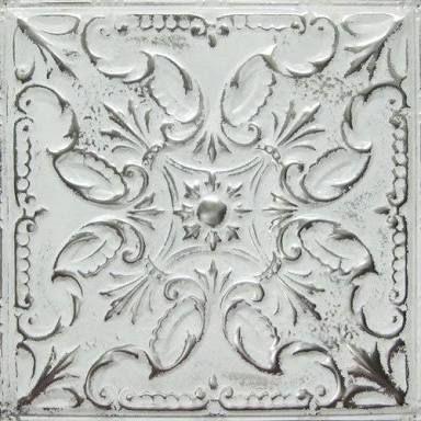 Image Result For White Tin Tile Backsplash Kitchen Backsplash