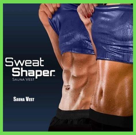 Sweat Shaper - Sauna Vest   Advanced Trap Workout   Quad workout ...