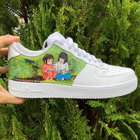 Air force 1 shiiro in 2019   Custom shoes, Nike shoes, Shoes