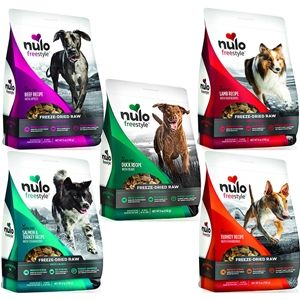 Nulo Freestyle Freeze Dried Dog Food Turkey With Cranberries 5