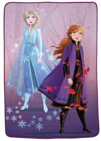 Disney S Frozen 2 Kids Plush Blanket 62 X 90 Elsa Anna Swirling Leaves Disney Frozen 2 Aurora Sleeping Beauty Disney Frozen