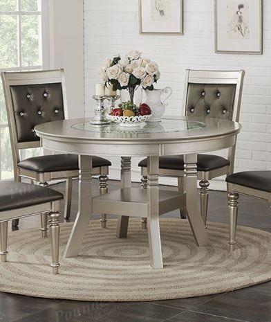 34+ Hefner silver 5 piece dining set Best