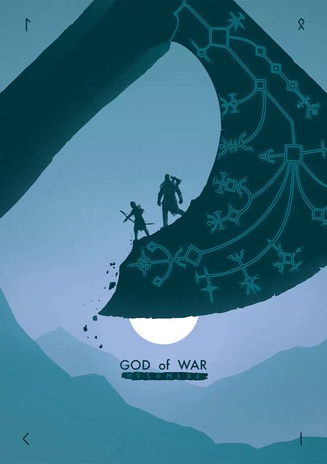 legionofpotatoes:    Dad God of War is fantastic. | kratos god of war ghost of sparta gow gaming