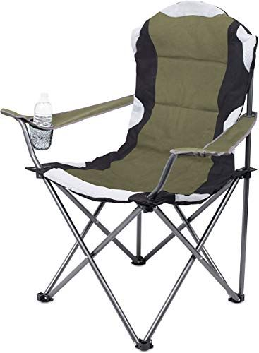 Terrific Buy Internets Best Padded Camping Folding Chair Outdoor Gmtry Best Dining Table And Chair Ideas Images Gmtryco