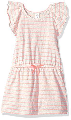 OshKosh BGosh Girls Short-Sleeve Knit Tunic