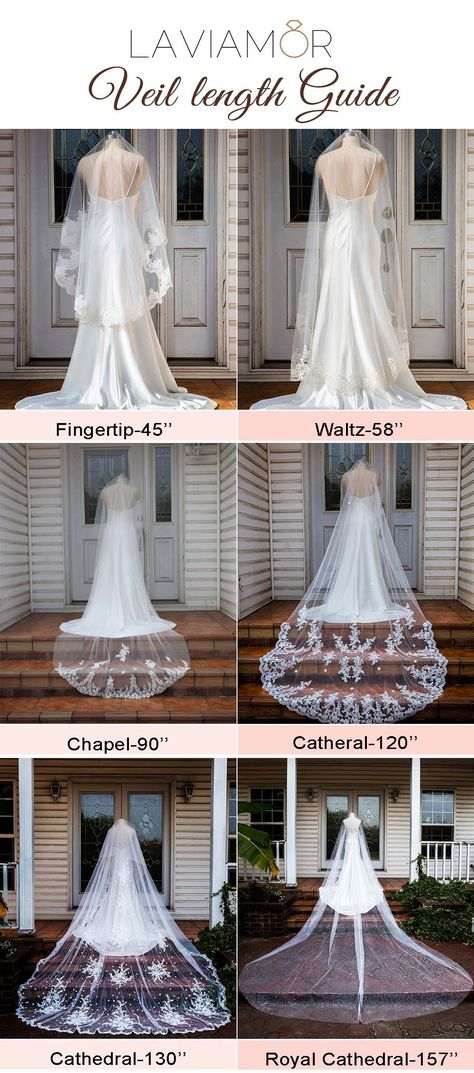 Not only the 6 listed length can be done, we Veil Hairstyles, Wedding Hairstyles With Veil, Bridal Hairstyles, Wedding Veils, Bridal Veils, Lace Veils, Wedding Dress Veil, Bridal Updo With Veil, Vail Wedding