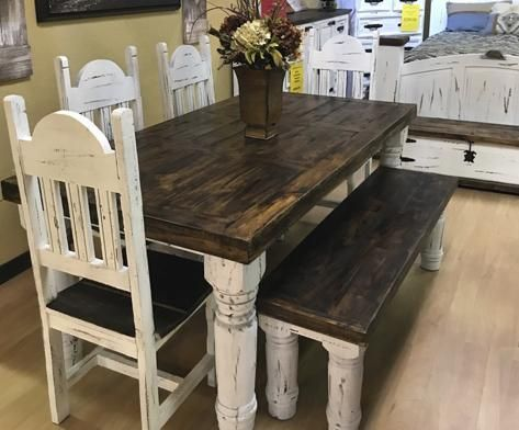36++ Farmhouse style dining room table sets model