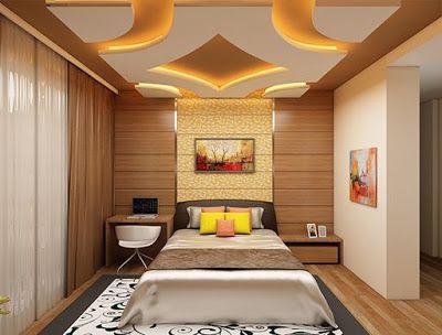 Modern Small Bedroom Decor Lighting Furniture Design Ideas 2019 Bedroom False Ceiling Design Ceiling Design Bedroom False Ceiling Living Room