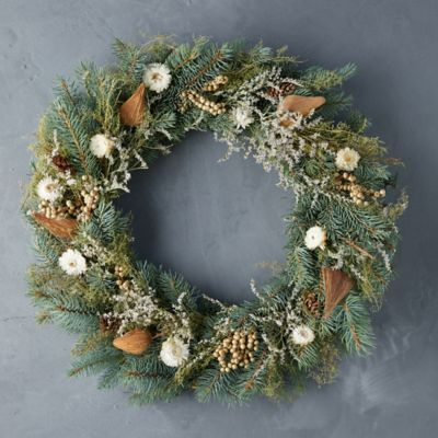 23+ Fresh christmas wreaths info