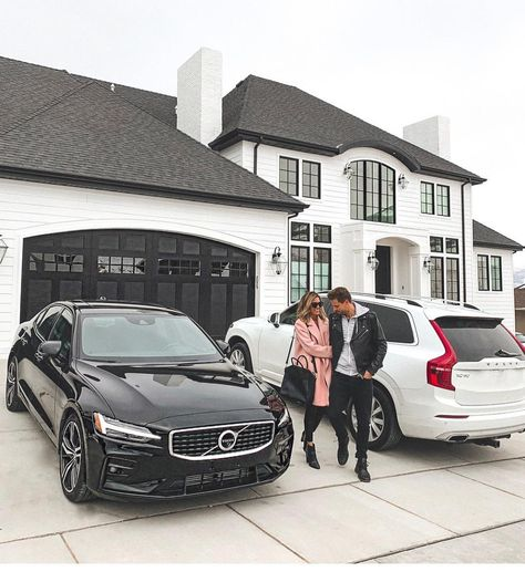 just added a new car to the family. they had an and now they also have a 2019 new luxury sport sedan. Volvo Suv, Volvo Xc60, Luxury Homes Dream Houses, Luxury Life, His And Hers Cars, Hello Fashion Blog, Lake Pictures, Lux Cars, Home Modern