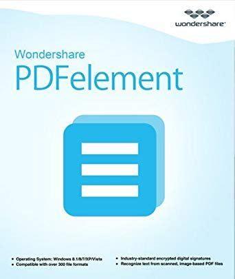 Wondershare PDFelement Pro 6 8 1 Crack + License Key Free