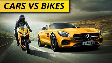 What's the Difference Between Cars and Motorcycles?