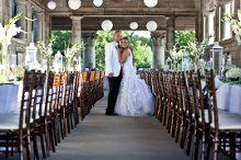 Gary Aquatorium Courtyard Beach Wedding Pinterest Venue Decorations Stuff And Venues
