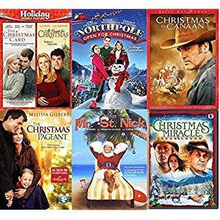 Hallmark Movies On Dvd The Christmas Card All I Want For Christmas Northpole Open For Christmas Christmas In Cana Hallmark Movies Christmas Movies Movies