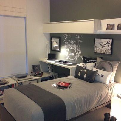 109 best Teen Rooms! images on Pinterest | Child room, Bedroom boys ...