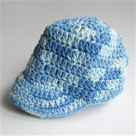 Image Result For Free Hat Crochet Patterns Baby Baseball Cap Crochet Hats Crochet Baby Hat Patterns Crochet Summer Hats
