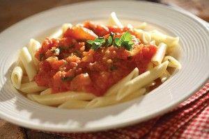 طريقة عمل صلصة ارابياتا طريقة Arabiata Pasta Kosher Recipes Pasta Sauce