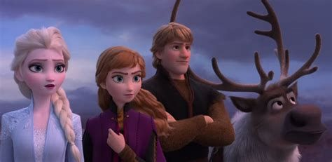 Frozen 2 (2019 Movie Trailer)