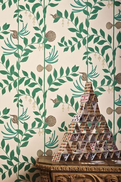 Cole Son Whimsical Collection Secret Garden Wallpaper 2