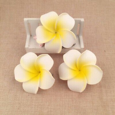 Details About Foam Artificial Plumeria Flower Head Frangipani Fashion Decor Flower 4cm 7cm 9cm With Images Foam Flowers Artificial Flowers Diy Wedding Decorations