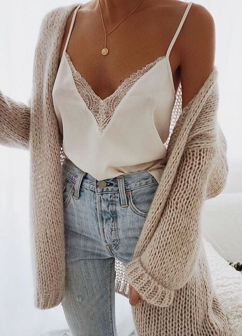 jawdroppingly cheap cardigans you need to try, . - Kleidung 36 jawdroppingly cheap cardigans you need to try, . - Kleidung - 36 jawdroppingly cheap cardigans you need to try, . Knit Cardigan Outfit, Long Knit Cardigan, Outfit Jeans, Beige Cardigan, Cute Cardigan Outfits, Cardigan Sweaters, Cardigan Fashion, Look Fashion, Autumn Fashion