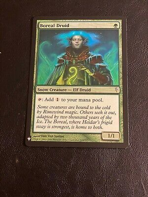MYSTERY BOOSTER NR MINT FOIL Boreal Druid