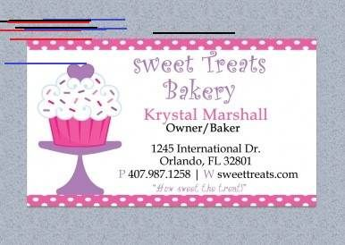 Diy Do It Yourself Polka Dot Bakery Business Card Design Editable Templa In 2020 Bakery Business Cards Free Business Card Templates Bakery Business Cards Templates