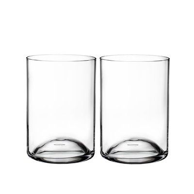 Waterford Elegance Double Old Fashion 6 Oz Crystal Whiskey Glass Liquor Glasses Old Fashioned Glass Wine Glass Set