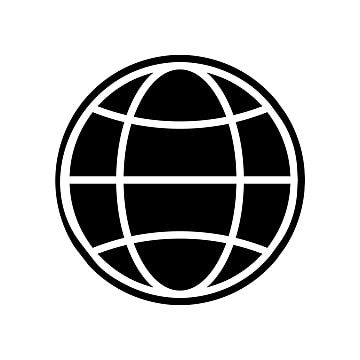 Web Icon Design Web Clipart Web Icons Globe Icon Png And Vector With Transparent Background For Free Download Globe Icon Web Icons Web Icon Vector