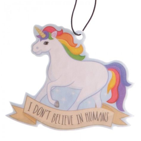 AIRF30 - Deodorante per Auto - Unicorno (Uva) | Puckator IT #unicorn #accessories #puckator