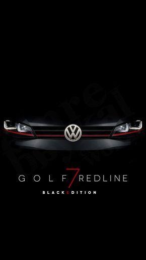 Vw Golf 7 Iphone Wallpaper Emre Baykal Vw Golf Volkswagen Polo Golf