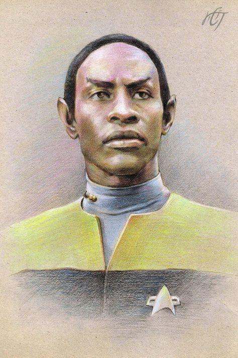 Star Trek - The Vulcan mind by Seijuu.deviantart.com on
