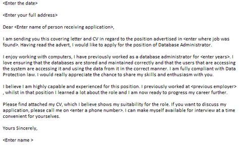 Database Administration Job Search\/Resume\/Interviews Pinterest - database administrator resume