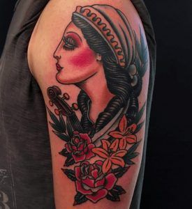 American Traditional Tattoo Artist 5 Tattoo Artists Best Tattoo Shops Tattoos