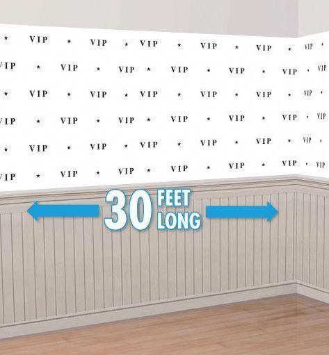 Vip Room Roll Party City Backdrop For Photo Booth 1411 On